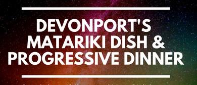 Devonport's Matariki Progessive Dinner