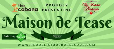 Maison De Tease - Napier: CANCELLED