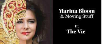 Marina Bloom and Moving Stuff
