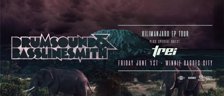 Drumsound & Bassline Smith & TREi