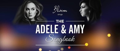 The Adele and Amy Songbook + Paula Parore (The Voice)