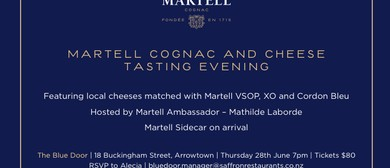 Martell and Cheese Night