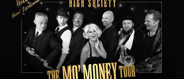 Jazz Fest Days Bay with High Society Smokin Hot Five