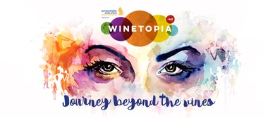 Winetopia presented by Singapore Airlines