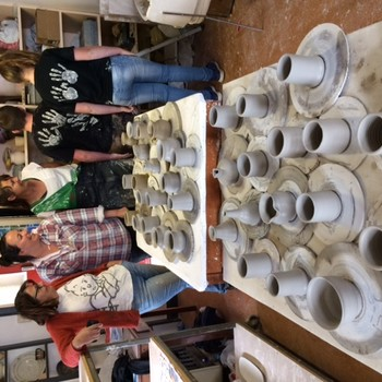 Pottery Weekend Workshop 2019: CANCELLED