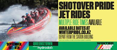 Shotover Pride Jet Voucher
