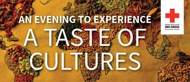 A Taste of Cultures Fundraising Dinner: SOLD OUT