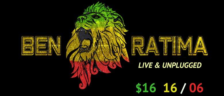 Ben Ratima - Live & Unplugged