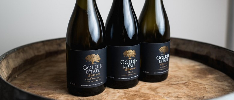 Winemaker's Series – Wine Tasting with Goldies Estate