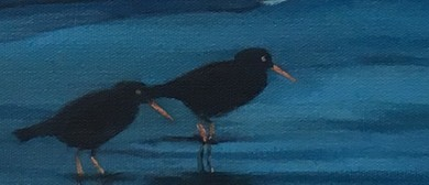 Masterton Art Club - Into the Blue