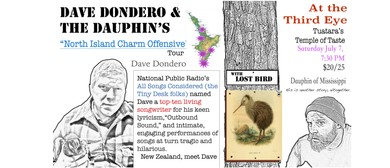 Dave Dondero And The Dauphin's North Island Charm Offensive