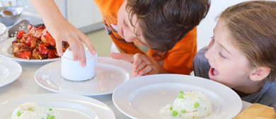School Holiday – Kids Cooking Class
