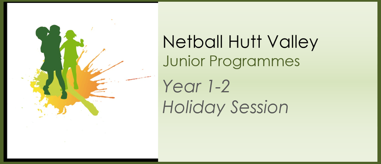 Year 1-2 Holiday Netball Session