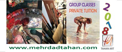 Drawing & Painting Classes