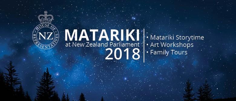 Matariki at NZ Parliament