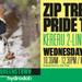 Winter Pride '18 - Ziptrek Pride Tour Kereru 2 Line