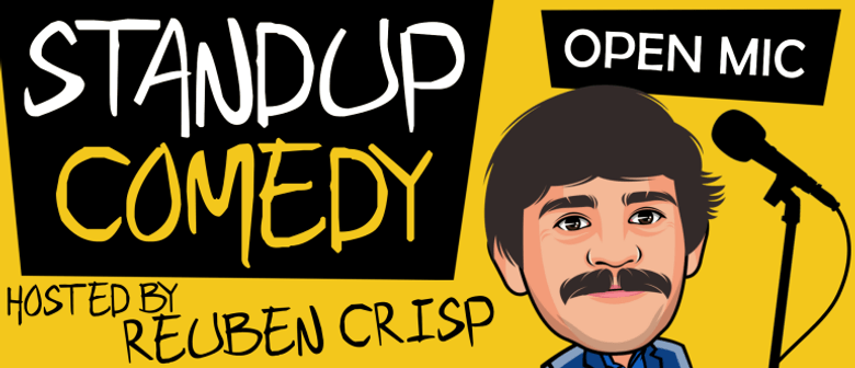 Standup Comedy Open Mic