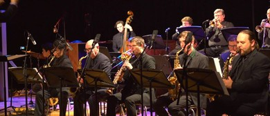 Creative Jazz Club: Auckland Jazz Orchestra