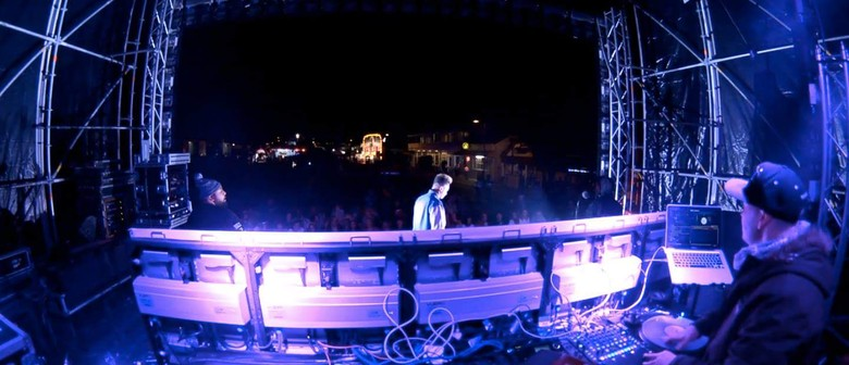 Live and Late - DJ Spherical