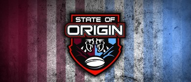 The Bluestone Room - Holden State of Origin 2018