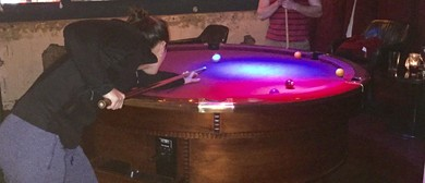 Round Pool Table Competition