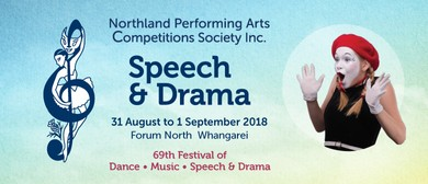 Northland Performing Arts Competitions: Speech & Drama
