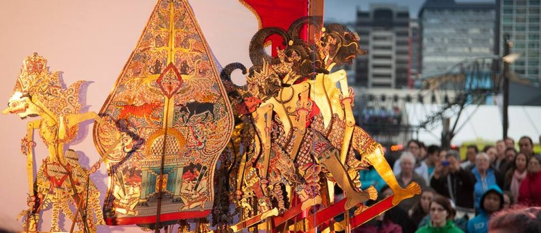 A Wayang for Cirebon (Shadow Theatre)