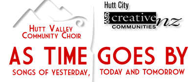Community Concert - As Time Goes By