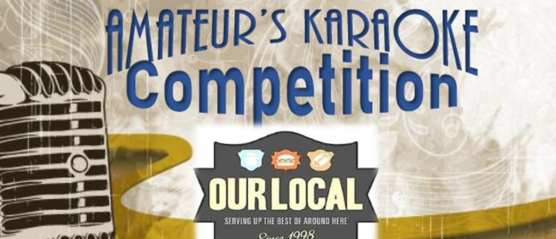 Amateur Karaoke Competition