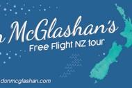 Image for event: Don McGlashan - Free Flight NZ Tour