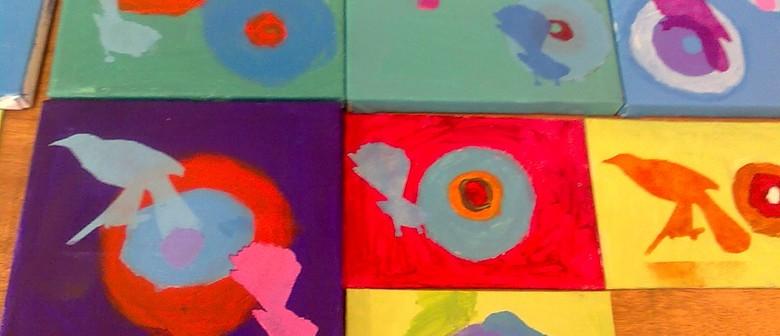 Artsight School Holiday Art Classes
