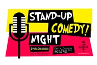 Image for event: A Laugh with Carlton - Comedy Night