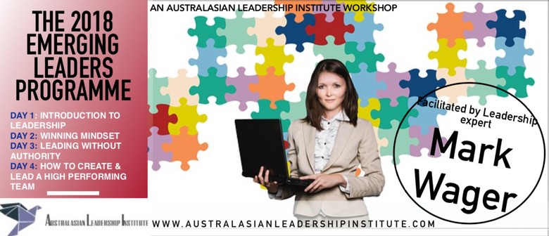 The 2018 Emerging Leaders Programme