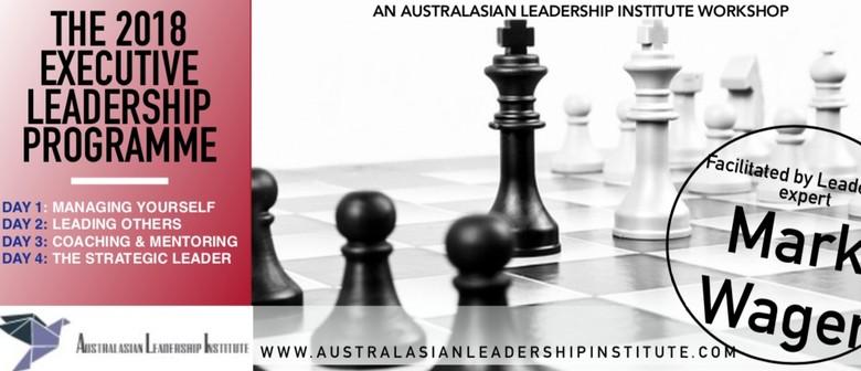 The 2018 Executive Leadership Programme