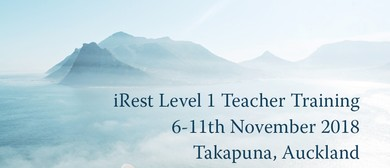 iRest Yoga Nidra Level 1 Training with Fuyuko Toyota