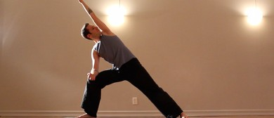 Yoga: 4 Workshops, 1 Great Weekend with J Brown (USA)