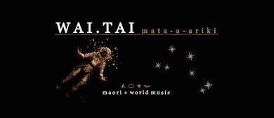 WAI.TAI and Kai - Matariki 2018