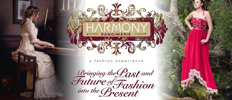 Harmony Rangimarie - A Fashion Experience
