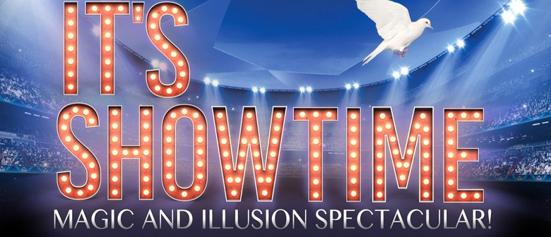It's Showtime - Magic & Illusion Spectacular