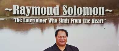 A Night with Raymond Solomon