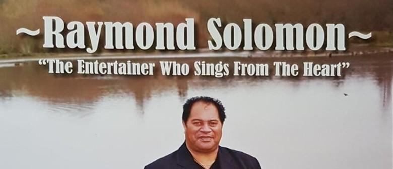 A Night with Raymond Solomon