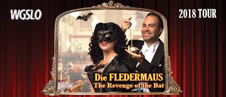 Die Fledermaus By Johann Strauss On Tour Palmerston North