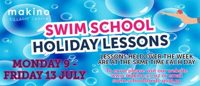 Swim School Holiday Lessons