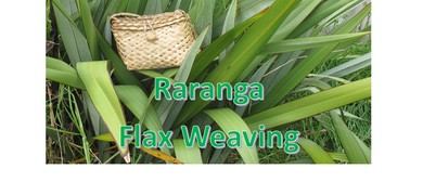 Two day Raranga Flax Weaving Workshops for Matariki