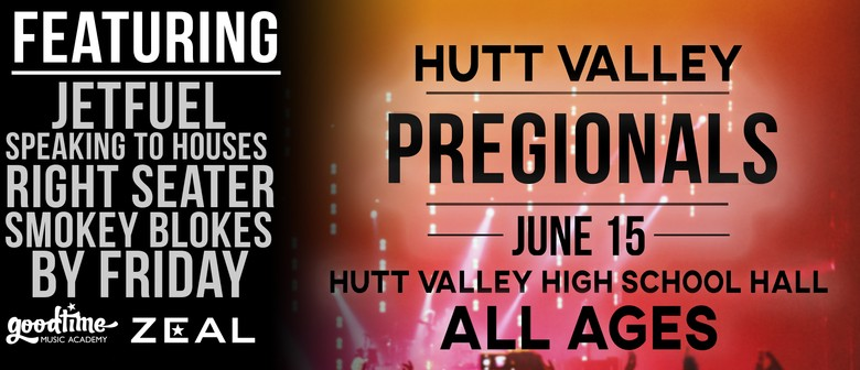 Hutt Valley - Pregionals