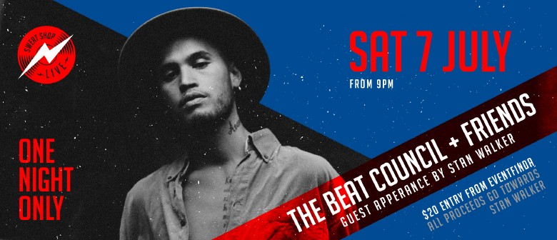 The Beat Council and Friends with Stan Walker