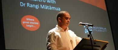 Talk: Dr Rangi Mātāmua - The Astronomy of Matariki