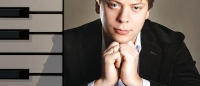 Concert Pianist Nikolai Saratovsky