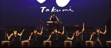 Takumi Annual Japanese Drum Concert