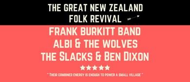 The Great New Zealand Folk Revival